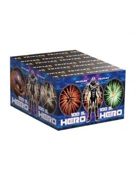 Ohňostroj HERO 100rán 52sec