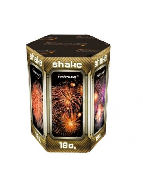 Ohňostroj SHAKE 19rán 35sec