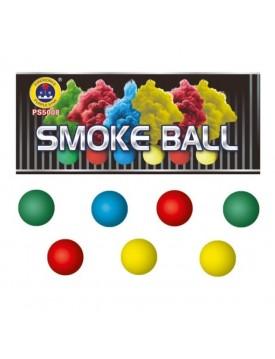 Dymovnice PAQUET 6ks mix farieb