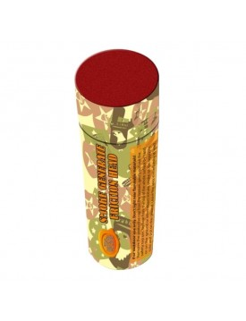 Ručný dymový granát oranžový 13cm 60sec