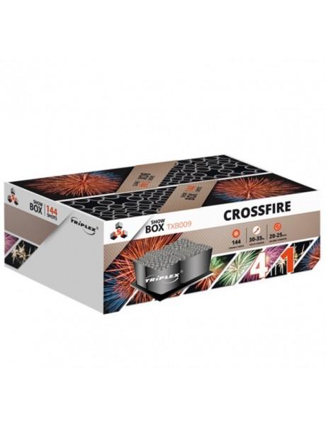 Ohňostroj CROSSFIRE 144rán 90sec