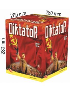 Ohňostroj DIKTATOR 25rán 40sec